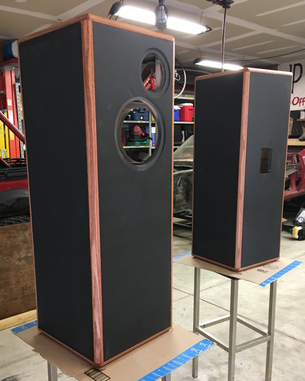 HUMAN Speakers K-202, third version