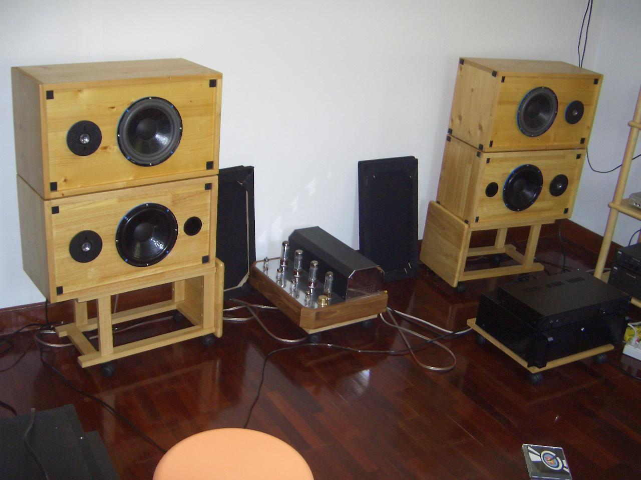 Human speakers do it yourself 81 kit photographs 3 new speakers owner support diy projects epi and epicure genesis physics all other speaker repairs solutioingenieria Choice Image