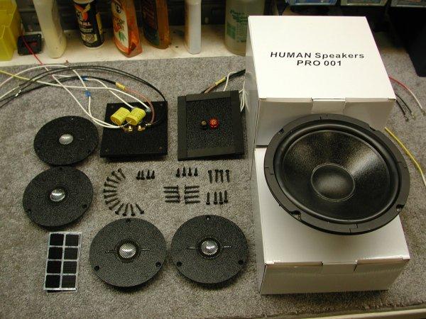 HUMAN K202E parts