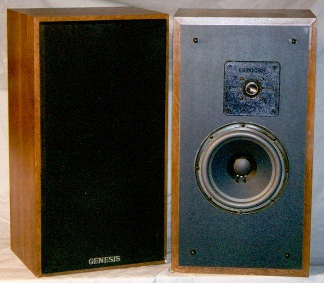 Human Speakers Genesis Model 10