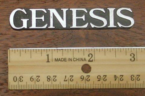 NOS Genesis logo