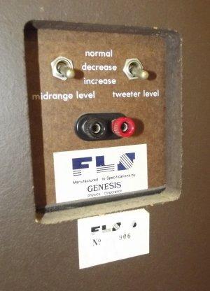 FLS 6 rear terminal board