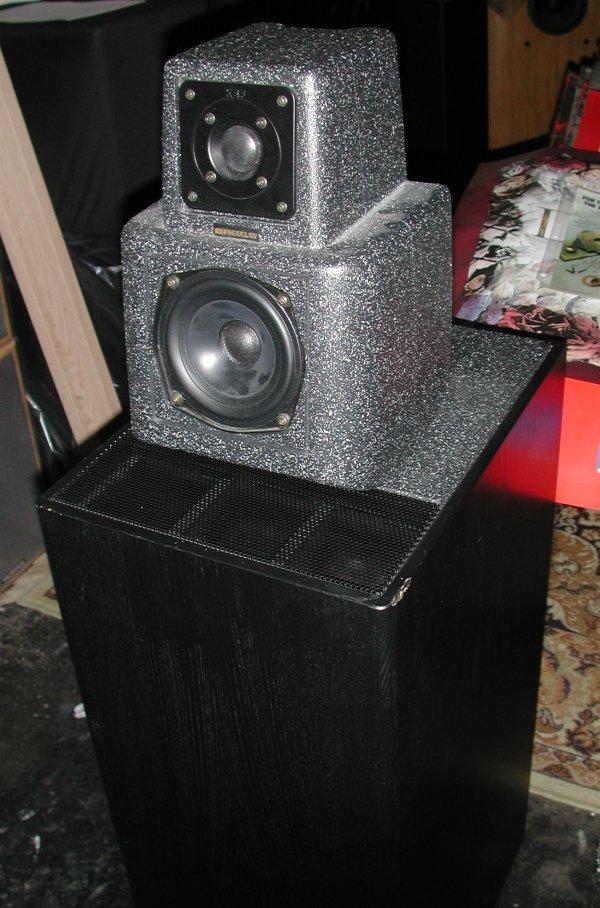 HUMAN Speakers: KEF Speaker Repairs