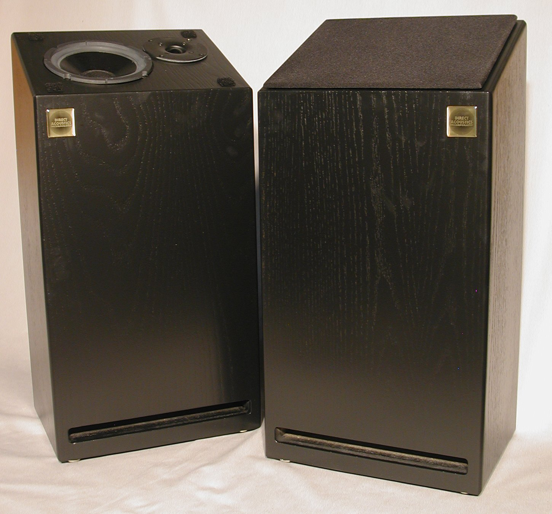 Silent Speaker II in black