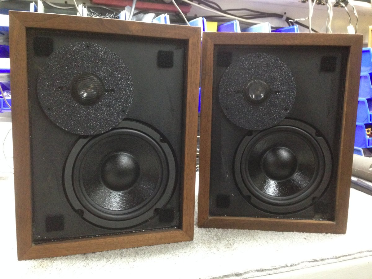 K-61E installed in a pair of EPI 50 speakers