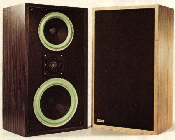 Human Speakers Genesis Model 2