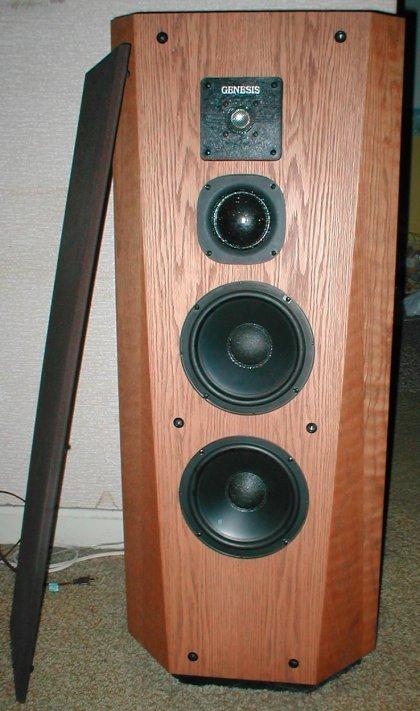 HUMAN Speakers: Genesis Model 66
